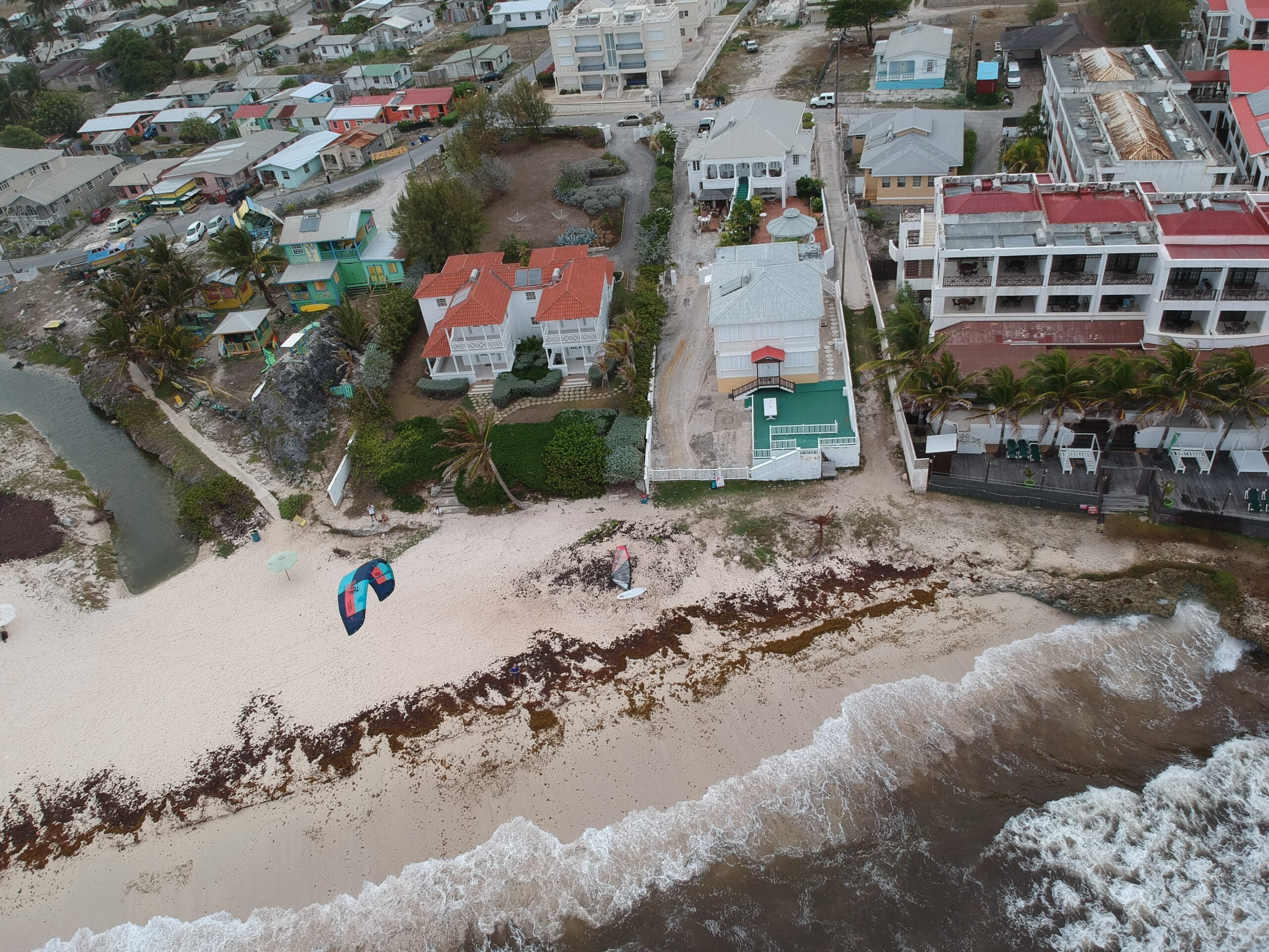 Silver Sands, Christ Church (Beach Front Property)