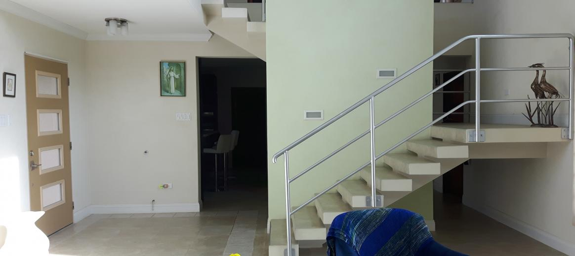 J-10 Entry and stairs